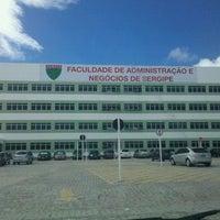 Photo taken at Fanese - Campus Santo Antônio by Hiram C. on 2/25/2012