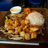 Photo taken at Sakura Japanese Restaurant by Randy M. on 3/24/2012