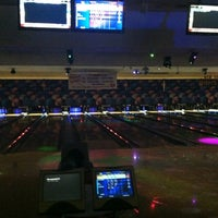 Photo taken at Facenda Whitaker Lanes by Ismael V. on 8/27/2012