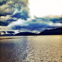 Photo taken at Langdale Ferry Terminal by Alicia C. on 2/11/2012