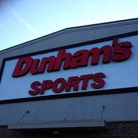 Photo taken at Dunham's Sports by Jonathan D. on 8/21/2012