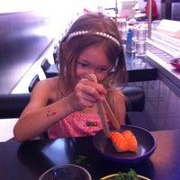 Photo taken at YO! Sushi by Kellie on 8/10/2012