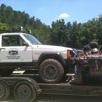 Photo taken at Superlift Off Road Vehicle Park by Brittany F. on 6/8/2012