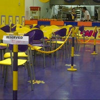 Photo taken at Chipmunks Playland & Cafe by arif k. on 9/8/2012