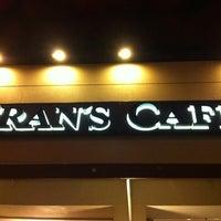 Photo taken at Fran's Café by Valéria C. on 2/26/2012