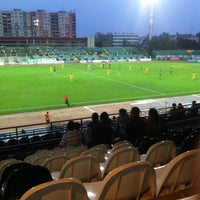 Photo taken at Rohonci úti stadion by Ramon H. on 9/5/2012