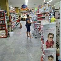 Photo taken at Supermercados Nazaré by Wilfran C. on 2/4/2012