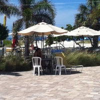 Photo taken at PCI Beach Bar by Paula C. on 7/15/2012