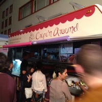 Photo taken at Crepe'n Around by Thirsty J. on 8/26/2012