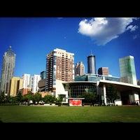 Photo taken at Atlanta, GA by David H. on 5/30/2012