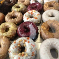 Photo taken at Doughnut Plant by Jessie D. on 3/16/2012