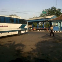 Photo taken at Terminal Bus Pati by Zaki Fuadi on 7/1/2012