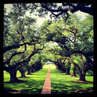 Photo taken at Oak Alley Plantation by Sparrow F. on 6/25/2012