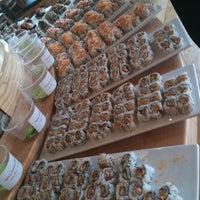 Photo taken at Sushi Naru by Nicole G. on 3/16/2012
