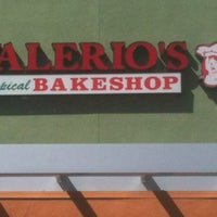 Photo taken at Valerio's Tropical Bakeshop by Fred O. on 3/10/2012