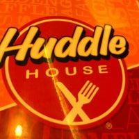 Photo taken at Huddle House by Austin Z. on 9/9/2012