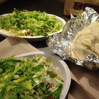 Photo taken at Chipotle Mexican Grill by Dot Z. on 3/3/2012