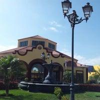 Photo taken at Bahia Principe Costa Adeje by Alexander D. on 6/11/2012