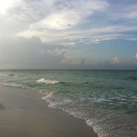 Photo taken at Destin Beach by Tom W. on 7/28/2012