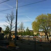 Photo taken at Luna Park by Gilles D. on 4/25/2012