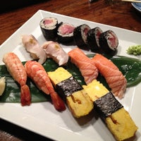 Photo taken at Ryoko's Japanese Restaurant & Bar by Alex M. on 8/2/2012