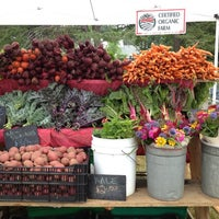Photo taken at Seacoast Farmers Market - Exeter by Brandon S. on 7/26/2012