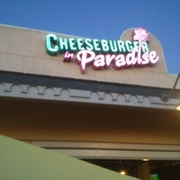 Photo taken at Cheeseburger in Paradise by Justin H. on 8/5/2012