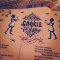 Photo taken at Cookie by Amanda P. on 3/14/2012