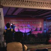 Photo taken at Graha Bima Sakti Triloka by MARDI E. on 6/16/2012