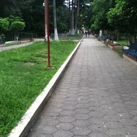 Photo taken at Parque de La Loma by Ana Belén on 8/11/2012