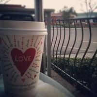 Photo taken at Starbucks by Daniel G. on 2/12/2012