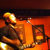 Photo taken at The Carleton Music Bar & Grill by Craig G. on 5/31/2012