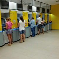 Photo taken at Banco do Brasil by Jamil O. on 6/30/2012