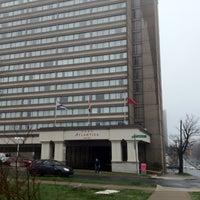 Photo taken at Atlantica Hotel by Lana C. on 4/22/2012