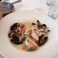 Photo taken at Morels French Steakhouse & Bistro by Christopher C. on 5/13/2012