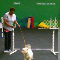 Photo taken at Nashville Dog Training Club by Cindy L. on 3/13/2012