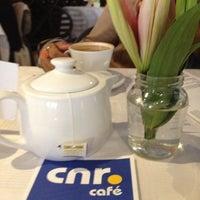 Photo taken at Cnr. Cafe by Kashvi L. on 8/18/2012