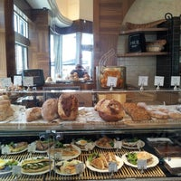 Photo taken at Paul Bakery Cafe by Michael S. on 7/14/2012