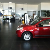 Photo taken at Nissan by Bruno Menezes M. on 4/4/2012