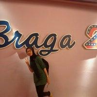 Photo taken at Braga 21 by Ria O. on 6/10/2012