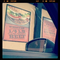 Photo taken at Burger King by Beach L. on 6/19/2012