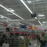 Photo taken at Walmart Supercenter by Alexander R. on 8/5/2012