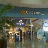 Photo taken at Cinépolis by Ethel R. on 4/3/2012