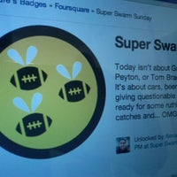 Photo taken at Super Swarm Sunday by Alexandre M. on 2/6/2012