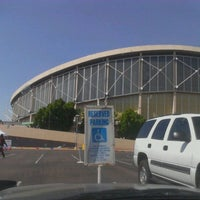 Photo taken at Arizona Veterans Memorial Coliseum by Nichelle R. on 5/23/2012