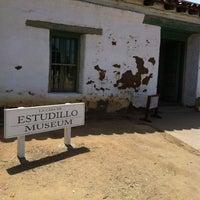 Photo taken at La Casa de Estudillo by Ming C. on 5/20/2012