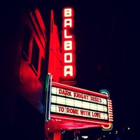 Photo taken at Balboa Theatre by Henley N. on 7/21/2012