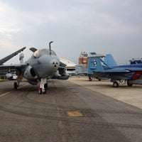 Photo taken at American Airpower Museum by Jon S. on 5/26/2012