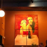 Photo taken at V-NO Wine Bar by Carin W. on 7/26/2012