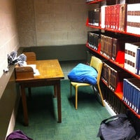 Photo taken at Mudd Library by Daniel on 5/8/2012